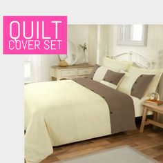 🛍LAY DOWN FOR LESS 🛍   👉 Shop exciting offers on our collection of premium sheet set and quilt cover sets.  👉 Buy Now Pay Later in Slice with - 𝐀𝐟𝐭𝐞𝐫𝐩𝐚𝐲 | 𝐙𝐢𝐩𝐏𝐚𝐲 | 𝐇𝐮𝐦𝐦 | 𝐋𝐚𝐲𝐛𝐮𝐲 | 𝐋𝐚𝐭𝐢𝐭𝐮𝐝𝐞𝐩𝐲 | 𝐏𝐚𝐲𝐢𝐭𝐥𝐚𝐭𝐞𝐫  #quiltcover #sheetset #afterpaystore Quilt Cover Sets, Sheet Sets, Mattress, Quilts, Bed, Shop, Stuff To Buy, Furniture, Collection