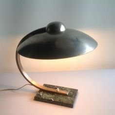 Located using retrostart.com > Desk Lamp by Unknown Designer for Unknown Manufacturer