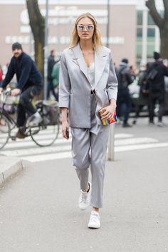 Romee Strijd - De 10 beste looks van Milan Fashion Week