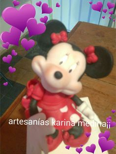 Una dulce minnie!!
