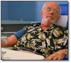 James Harrison, whose blood contains a rare antigen that is used to treat Rheusus (Rh) disease in infants - donates blood on average every 3 weeks - and has done so for over 50 years.  His blood has saved the lies of over 2 million babies...