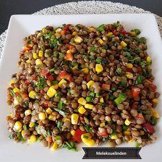 Black Eyed Peas, Salad, Vegetables, Cake, Kitchen, Food, Good Ideas, Cooking, Kuchen