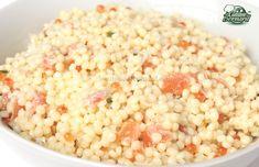 La Cuisine de Bernard : Salade de Perles au Saumon