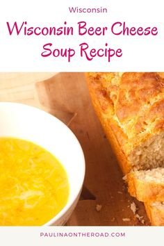 Looking for an easy Wisconsin Beer Cheese Soup Recipe? This is one of the tastiest Wisconsin beer cheese soup recipes you can find. On top, it is easy, quick, and healthy. Wisconsin cheese soup is popular across the state but one of the most popular ways to serve this Wisconsin soup is with beer. No worries, the alcohol will evaporate. Beer cheese soups are especially popular during winters. In summer, convert this Wisconsin food recipe into a Wisconsin beer cheese dip. #wisconsinsoup… Wisconsin Cheese Soups, Beer Cheese Soups, Cooking Cream, Mouth Watering Food, Tasty, Yummy Food, Food Test, Foodie Travel, Soup Recipes