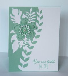 Mint Macaron ... slurping good! by Rostergold - Cards and Paper Crafts at Splitcoaststampers