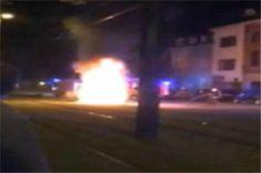 Wagen brandt uit in Gent: twee inzittenden komen om het leven (video)