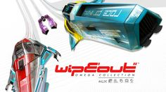 WipeOut Omega Collection continues to get some prelaunch attention with a new trailer showing the history of the series from PlayStation EU. …Read More The post WipeOut Omega Collection Gets … Newest Playstation, Playstation Games, Starcraft, Ps4, Xbox, Videogames, Sony, Barrel Roll, Gamer News