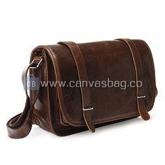 Leather Messenger Bags for Women Ladies Messenger Bag