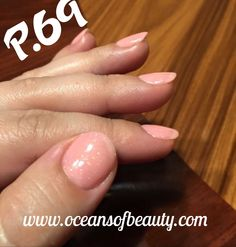 P.69 EZdip Gel Powder. DIY EZ Dip. No lamps needed, lasts 2-3 weeks! Salon Quality done right in your own home! For updates, customer pics, contests and much more please like us on Facebook https://www.facebook.com/EZ-DIP-NAILS-1523939111191370/ #ezdip #ezdipnails #diynails #naildesign #dippowder #gelnails #nailpolish #mani #manicure #dippowdernails
