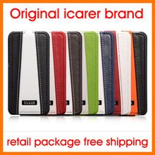 Free shipping 7 colors original icarer brand luxury mixed colors For iphone 5 5S flip style Genuine Leather Phone Cover case     Tag a friend who would love this!     FREE Shipping Worldwide     #ElectronicsStore     Buy one here---> http://www.alielectronicsstore.com/products/free-shipping-7-colors-original-icarer-brand-luxury-mixed-colors-for-iphone-5-5s-flip-style-genuine-leather-phone-cover-case/