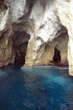 Grotte Di Capo ~ Palinuro, Italy