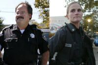 Two Santa Cruz police officers, suspect shot and killed