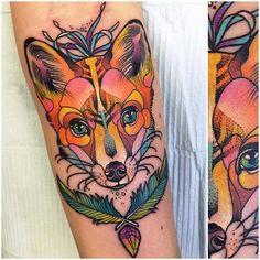 Spotlight: The Psychedelic Tattoos Of Katie Shocrylas | Tattoodo.com