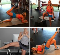 4 Exercises to help minimize Cellulite  best butt exercises