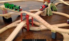 For Kids: Thomas the Tank Engine Toys in Action - Part 1