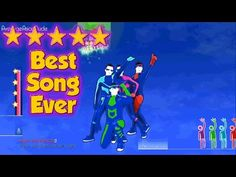 Just Dance 2015 – Best Song Ever – Stars There are some songs found in the world as given. We are proud to share these tracks known as the best songs. The best songs in the world often appear… Continue Reading → Broken Song, Broken Video, School Songs, School Videos, Best Song Ever, Best Songs, Just Dance Kids, Brain Break Videos, Everybody Dance Now