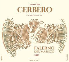 Cerbero - Falerndo del Massico - Chimera Vini #vino #wine #design #naming #packaging