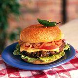 Loaded Turkey Burger featuring Jenny Craig Turkey Burger_small