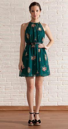 Vestido Navegando | Lookbook | Antix Store