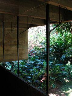 Mendes da Rocha´s House (Casa Butantã) - São Paulo