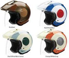 Z1R - Ace Transit Royale Air Helmets $134.95