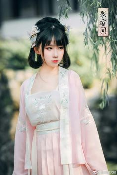 Beautiful Girl like Fashition Chinese Traditional Costume, Traditional Dresses, Asian Cosplay, Cosplay Girls, Mode Lolita, China Girl, Beautiful Asian Women, Ulzzang Girl, Mode Style