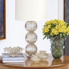 Resultado de imagem para vaso de murano na decoração