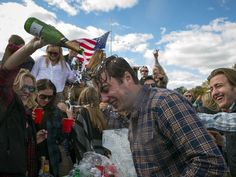 Inside 'The Hunt' the infamous booze-soaked horse race that's the highlight of the New Jersey fall social calendar