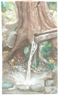 Buy water flow, Watercolours by prashanth paladugu on Artfinder. Discover thousands of other original paintings, prints, sculptures and photography from independent artists.