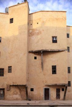 Marokko-Fes (2010) - Blockrand