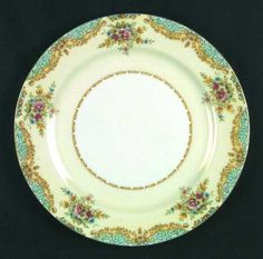 Replacements, Ltd. Search: turquoise infield:enc:Category=Dinner+Plate