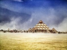 Burning Man 2013 art.