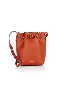 Bucket Bag from Vacation Buys Worth Splurging On  Mansur Gavriel Mini Bucket Bag, $395