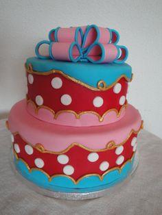 Oilily cake