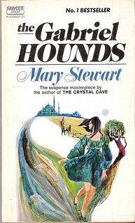 Mary Stewart - The Gabriel Hounds