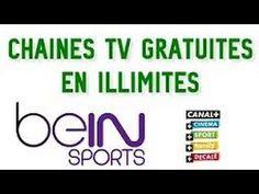 chaine canal + canalsat et sfr sport gratuitement - YouTube