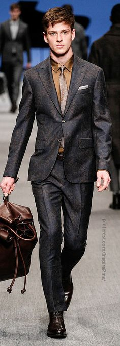 Fall 2014 Menswear Canali