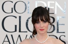 Zooey Deschanel Covers 'Cosmopolitan,' Is Almost Unrecognizable Without Her Usual Blunt Bangs