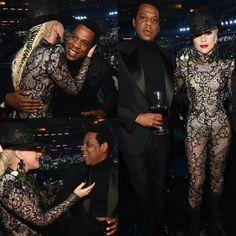 Lady Gaga and Jay Z GRAMMYs.