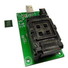 eMCP162 eMCP186 Test Socket Adapter to USB Interface http://www.obd2cartool.com/emcp162-emcp186-test-socket-adapter-to-usb-interface-p-784