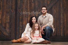 posing a family of three | Family posing with three Celesa Felix Photography | Photography