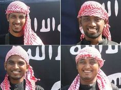 Meet the Smiling Muslims who Hacked 20 People to Death in a Bangladesh Cafe for Failing to Recite the Koran--- The Face of Islam is Death