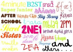 KPOP!!! I'm still spazzing on how someone FINALLY included ZE:A