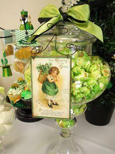 St. Patrick's Day Party #stpatricks #party