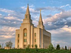 Kansas City Missouri LDS Temple