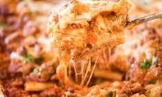 BAKED ZITI WITH GROUND BEEF – WW Recipes & Tips.