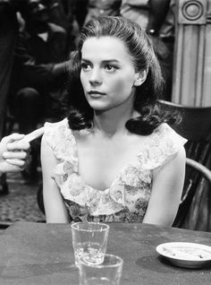 nataliewood-:  Natalie Wood in All the Fine Young Cannibals (1960)