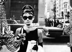 The Most Memorable Pieces of Jewelry in Film - Breakfast at Tiffany's from InStyle.com