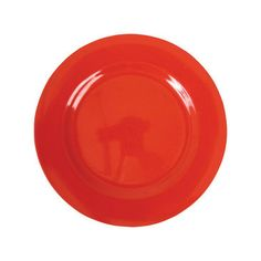 RICE Melamine 200mm Red Side Plate - $12.95