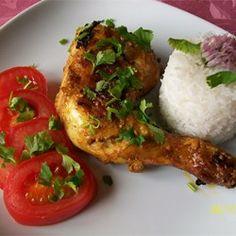 Indian Tandoori Chicken - Allrecipes.com